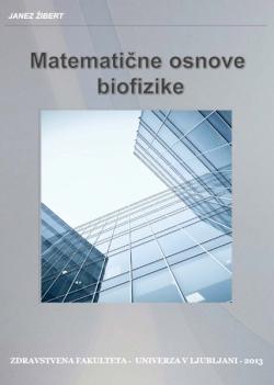 Matematične osnove biofizike