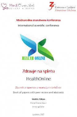 Mednarodna znanstvena konferenca Zdravje na spletu = HealthOnline